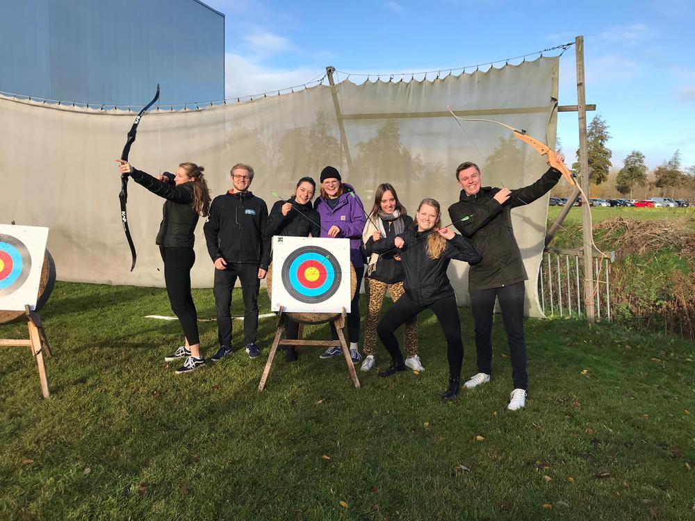 FeCie vs AcCie: Archery